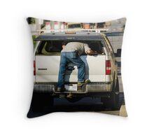 Recherche Throw Pillow