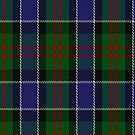 00499 Paterson Blue Tartan Fabric Print Iphone Case by Detnecs2013