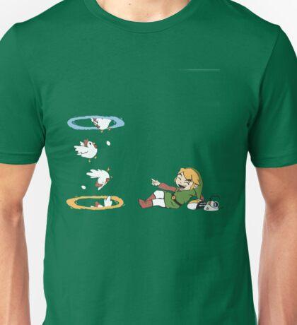 Zelda and Portals Unisex T-Shirt