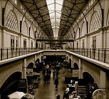 Ferry Building by Jake Junge