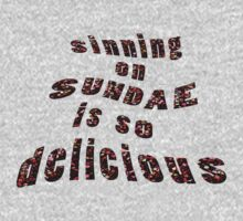 Sinning on Sundae by TeaseTees