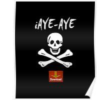 iAye-Aye Poster
