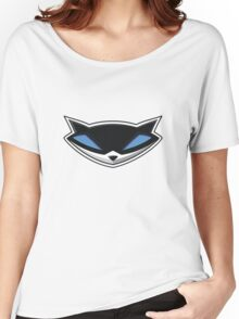 Sly Cooper Logo Women's Relaxed Fit T-Shirt