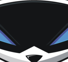Sly Cooper Logo Sticker