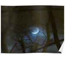 Full Blue Moon Poster