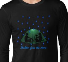 Shelter From The Storm Long Sleeve T-Shirt