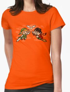 A Link to the Snitch Womens Fitted T-Shirt
