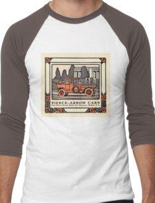 Pierce-Arrow Cars 1914 Men's Baseball ¾ T-Shirt