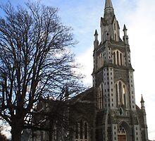 Elegant Church by NinaJoan