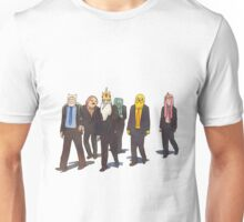 Adventure Dogs Unisex T-Shirt