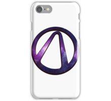 borderlands 2 vault symbol galaxy iPhone Case/Skin