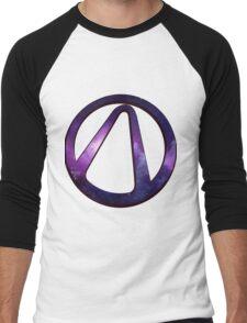 borderlands 2 vault symbol galaxy Men's Baseball ¾ T-Shirt