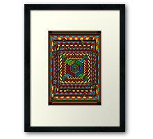 Eye Candy Op aRt Framed Print