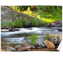 Howqua River Poster