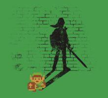 Becoming a Legend - Link:Original | Unisex T-Shirt