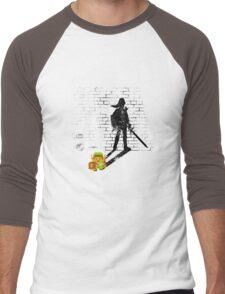 Becoming a Legend - Link:Original Men's Baseball ¾ T-Shirt