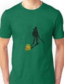 Becoming a Legend - Link:Original Unisex T-Shirt