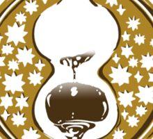 Time Turner Travels Sticker
