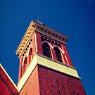 Church Tower by unstoppable