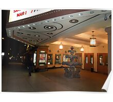 Restoring the theater..... Poster