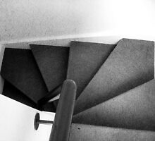 Abstract Stairway by unstoppable