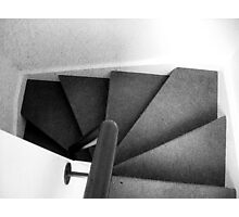 Abstract Stairway Photographic Print