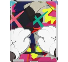 Kaws Paws iPad Case/Skin