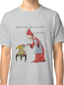 Everybody Needs a Little Help Classic T-Shirt