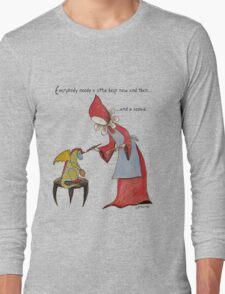 Everybody Needs a Little Help Long Sleeve T-Shirt