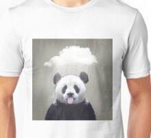 Panda Rain Unisex T-Shirt