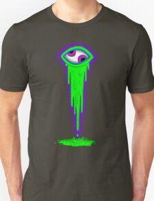 Crazy Eye - Green T-Shirt