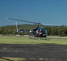 Evans Head Airshow 2010 - Bell 47 by muz2142