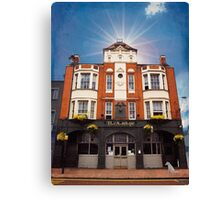 The Antelope, Tooting, SW17, London Canvas Print