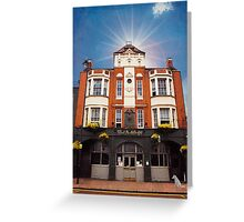 The Antelope, Tooting, SW17, London Greeting Card