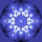 Angel Clouds Mandala by haymelter
