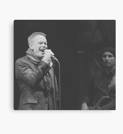 Rick Price Sings Canvas Print