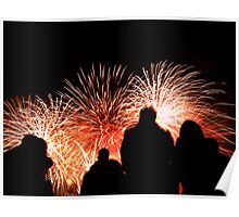 Guy Fawkes Fireworks II Poster