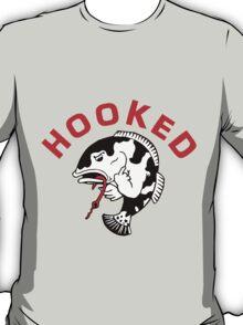 FISHING - ANGRY FISH HOOKED T-Shirt