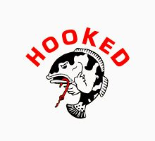 FISHING - ANGRY FISH HOOKED Unisex T-Shirt