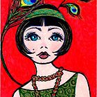 Flapper by Karen Townsend
