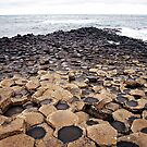 Giant's Causeway, Northern Ireland by Ludwig Wagner