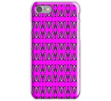 Wow Mom (iPhone/iPod case)  iPhone Case/Skin