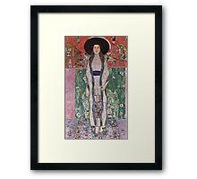 Klimt Adele Bloch Bauer II Framed Print