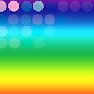 Funky Rainbow Pride  by webgrrl