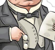 President William McKinley Sticker