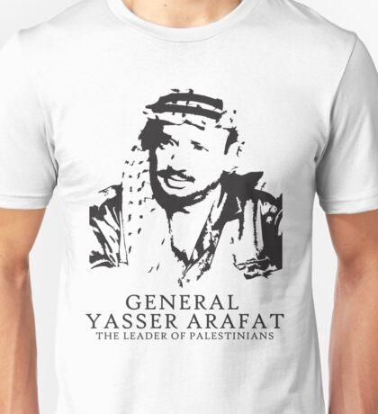 Yasser Arafat T shirts and stickers Unisex T-Shirt