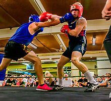 Boxing 1 by John Van-Den-Broeke