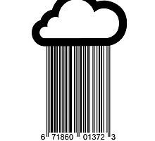 Barcode Cloud by Creative Spectator