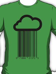 Barcode Cloud T-Shirt