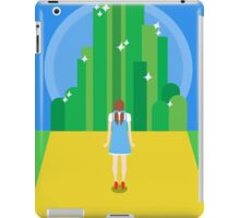 emerald city. iPad Case/Skin